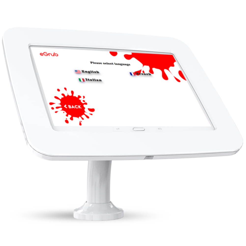 EGrubnet Restaurant Management System Complete System Solution - Restaurant table ordering system